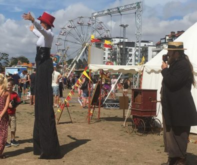HX festival i Helsingborg